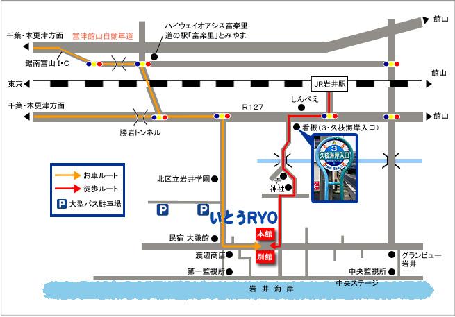 いとうRYO地図
